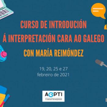 Curso de introdución á interpretación cara ao galego