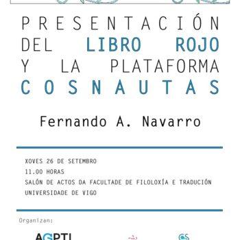 Acto polo DIT: conferencia de Fernando Navarro