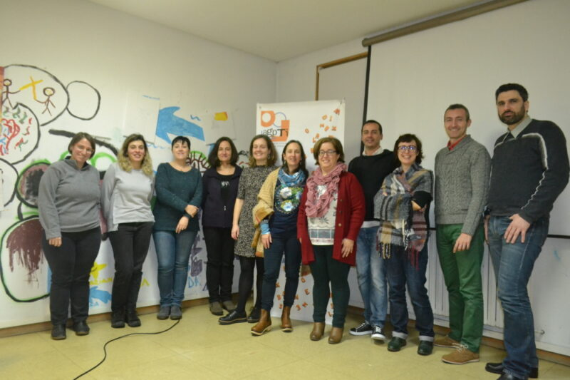 Breve crónica da última merenda-conversa: A interpretación en Galicia