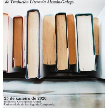 I Xornada de Tradución Literaria Alemán-Galego