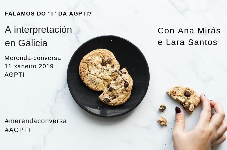 """Primeira merenda-conversa do 2019: Falamos do """"I"""" da AGPTI?"""
